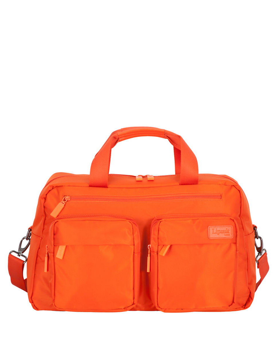 Lipault Plume 0 Percent Foldable 19 Inch Weekend Shoulder Bag in ...