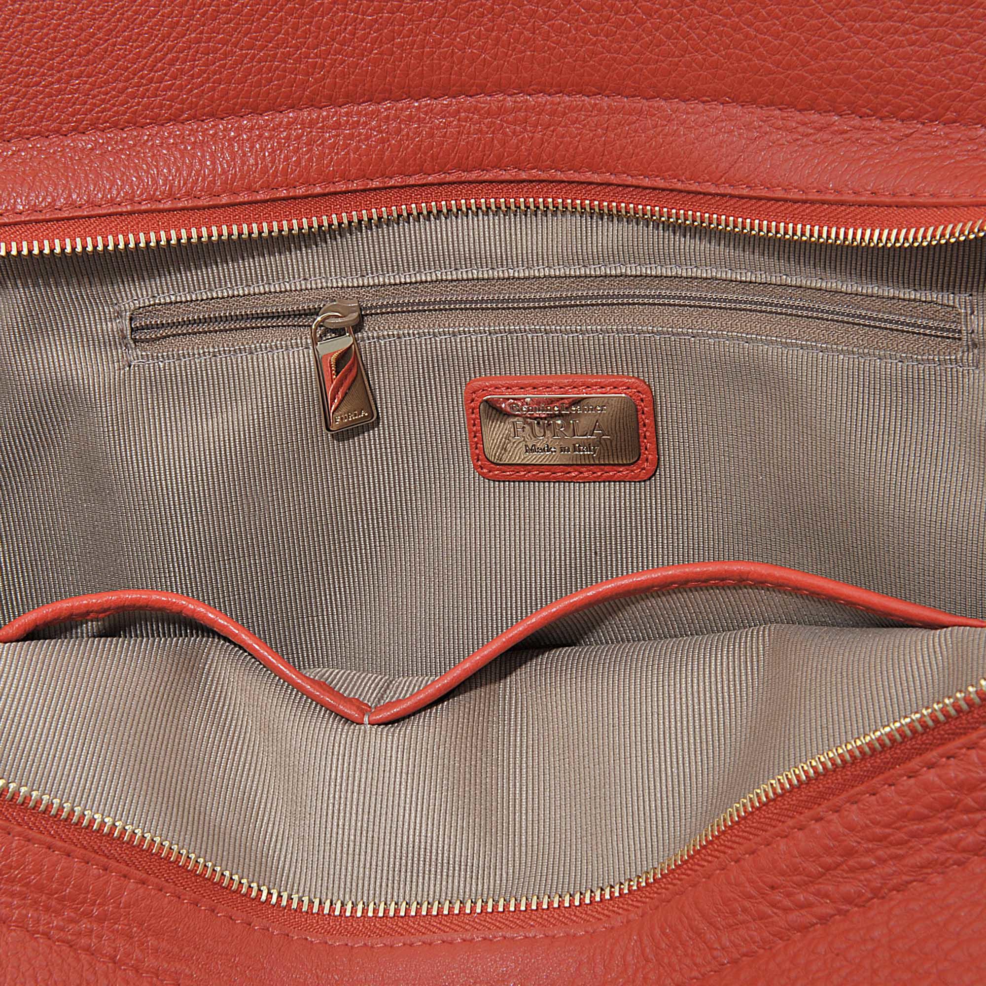 ysl handbag replica - Furla College L Bag in Orange | Lyst