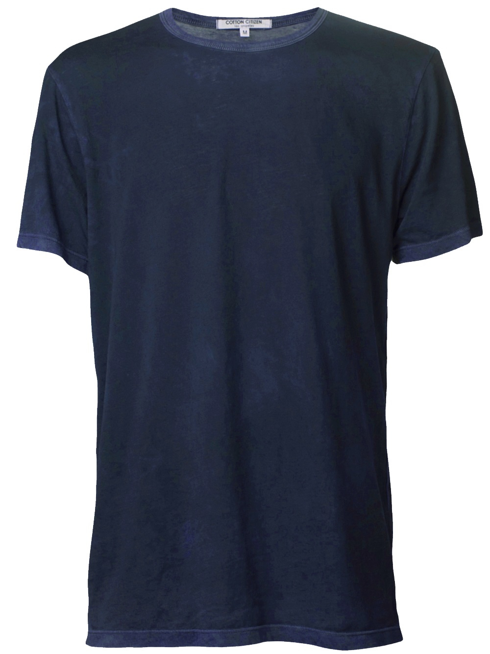cotton citizen worn t shirt in blue for men lyst