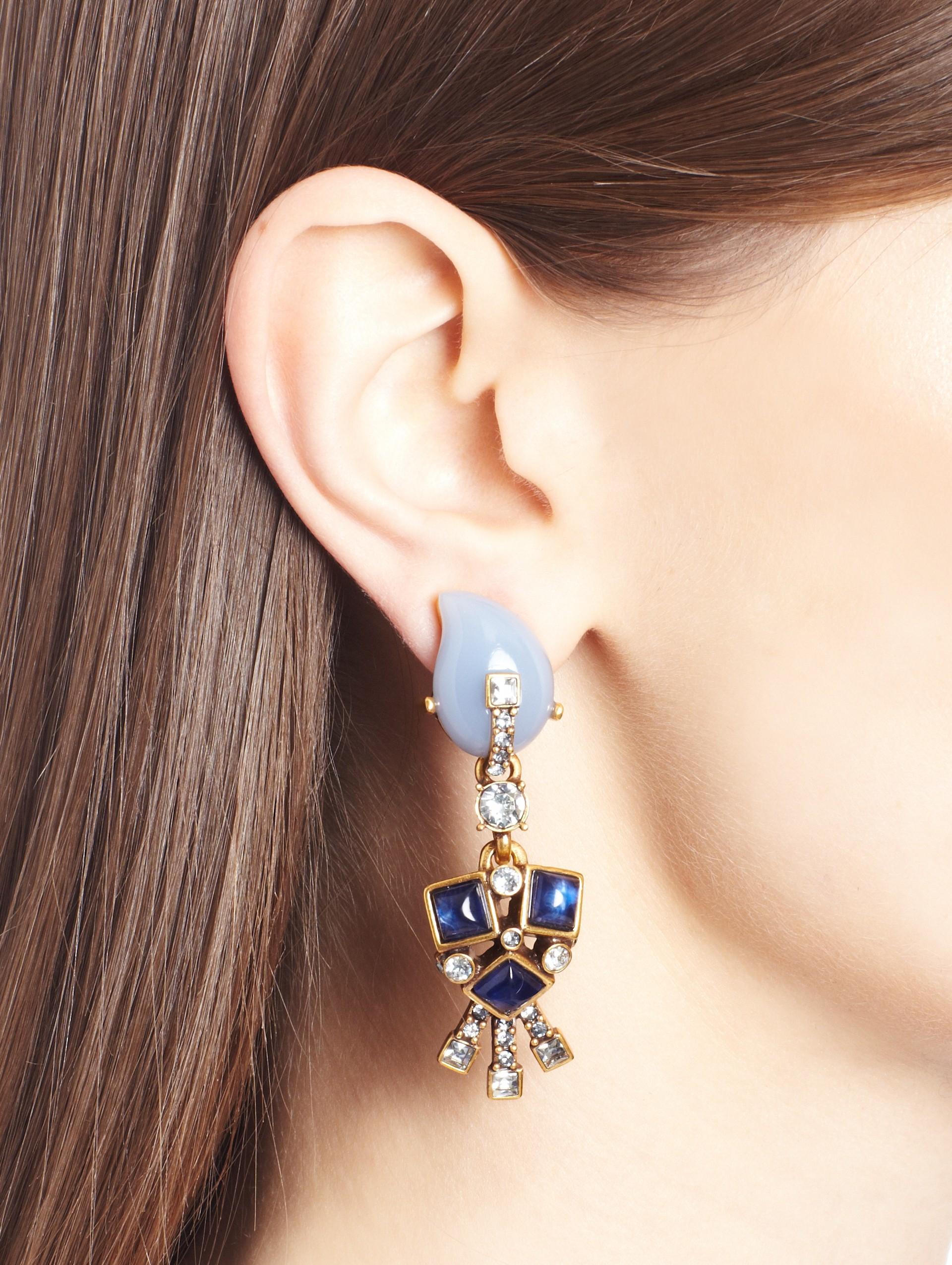 Periwinkle Jewelry Earrings Style Guru Fashion Glitz