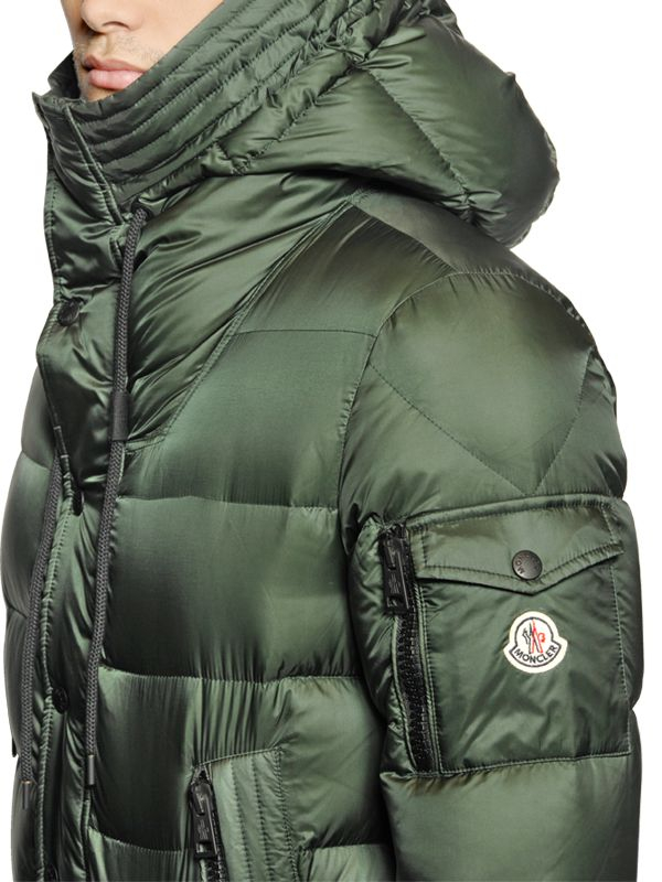 moncler Down Jackets GREEN