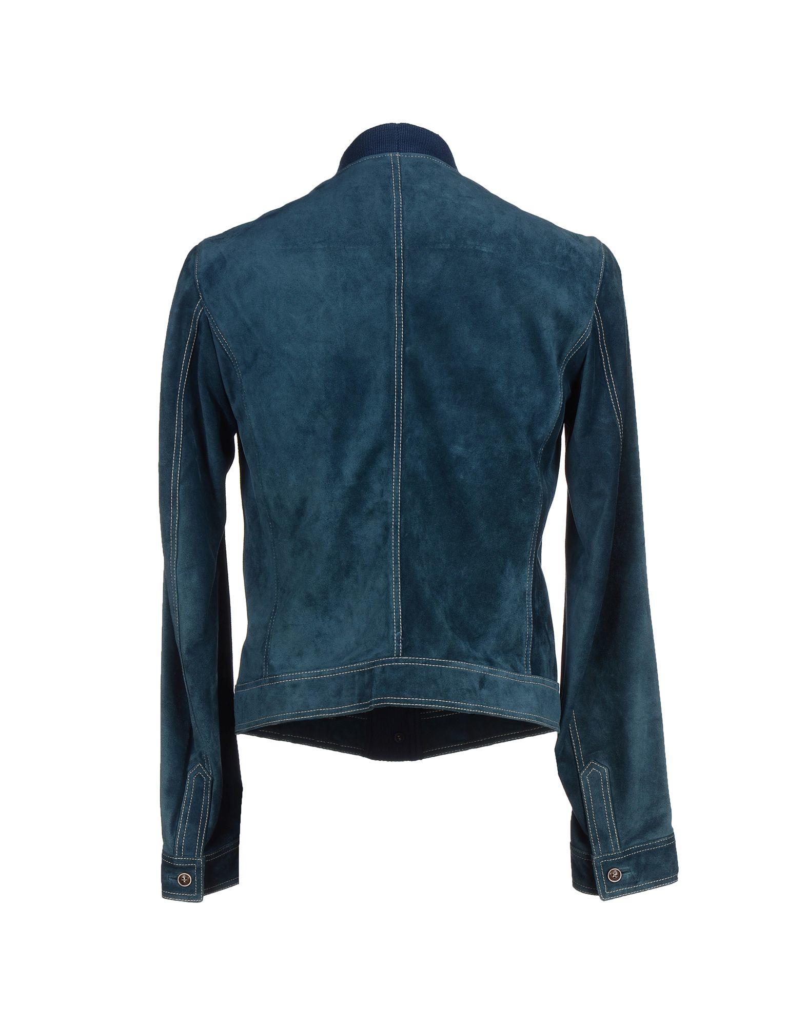 dolce gabbana jacket in blue for men lyst. Black Bedroom Furniture Sets. Home Design Ideas