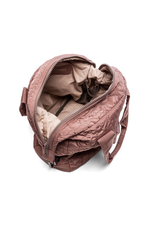 50f1ecf917 Lyst - adidas By Stella McCartney Essentials Small Gym Bag in Natural