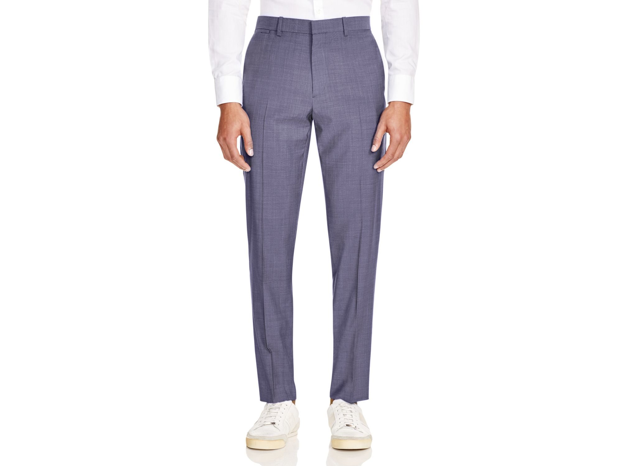 slim-fit trousers - Blue Theory jpDWR8Fg