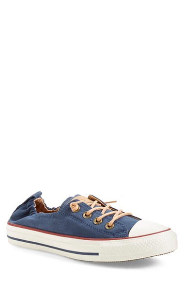 Lyst - Converse Chuck Taylor All Star  peached - Shoreline  Low Top ... 96914e74f