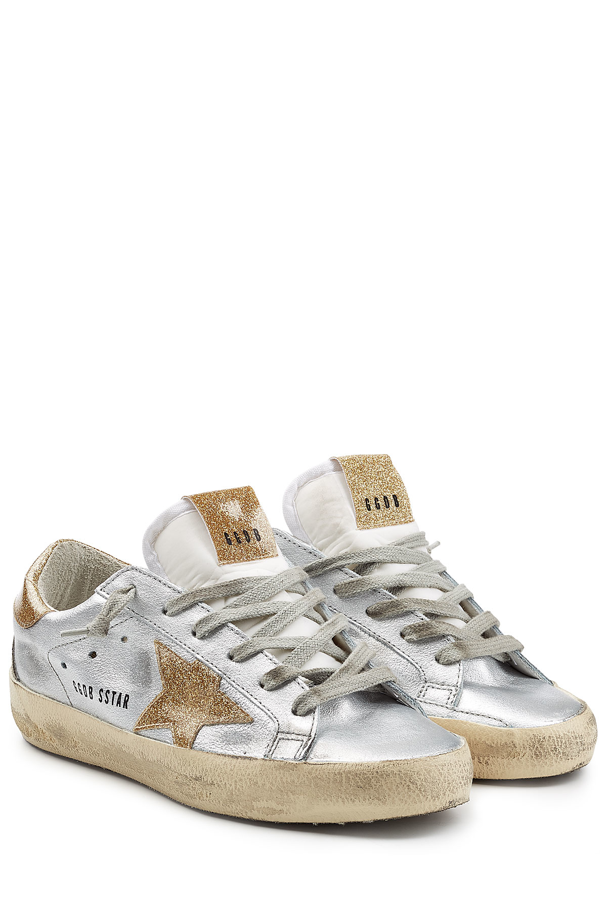 Its Worn Effect: Golden Goose of Sneaker