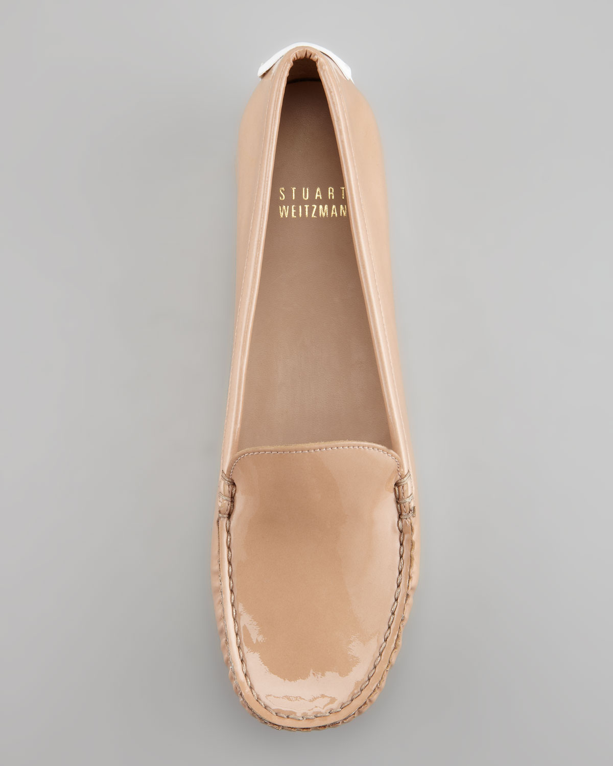 cheap with mastercard Stuart Weitzman Patent Driving Loafers comfortable sale online latest collections cheap price kRoFluk