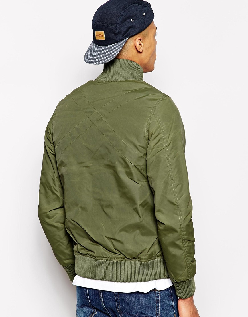 Woolrich Travel Jacket Green