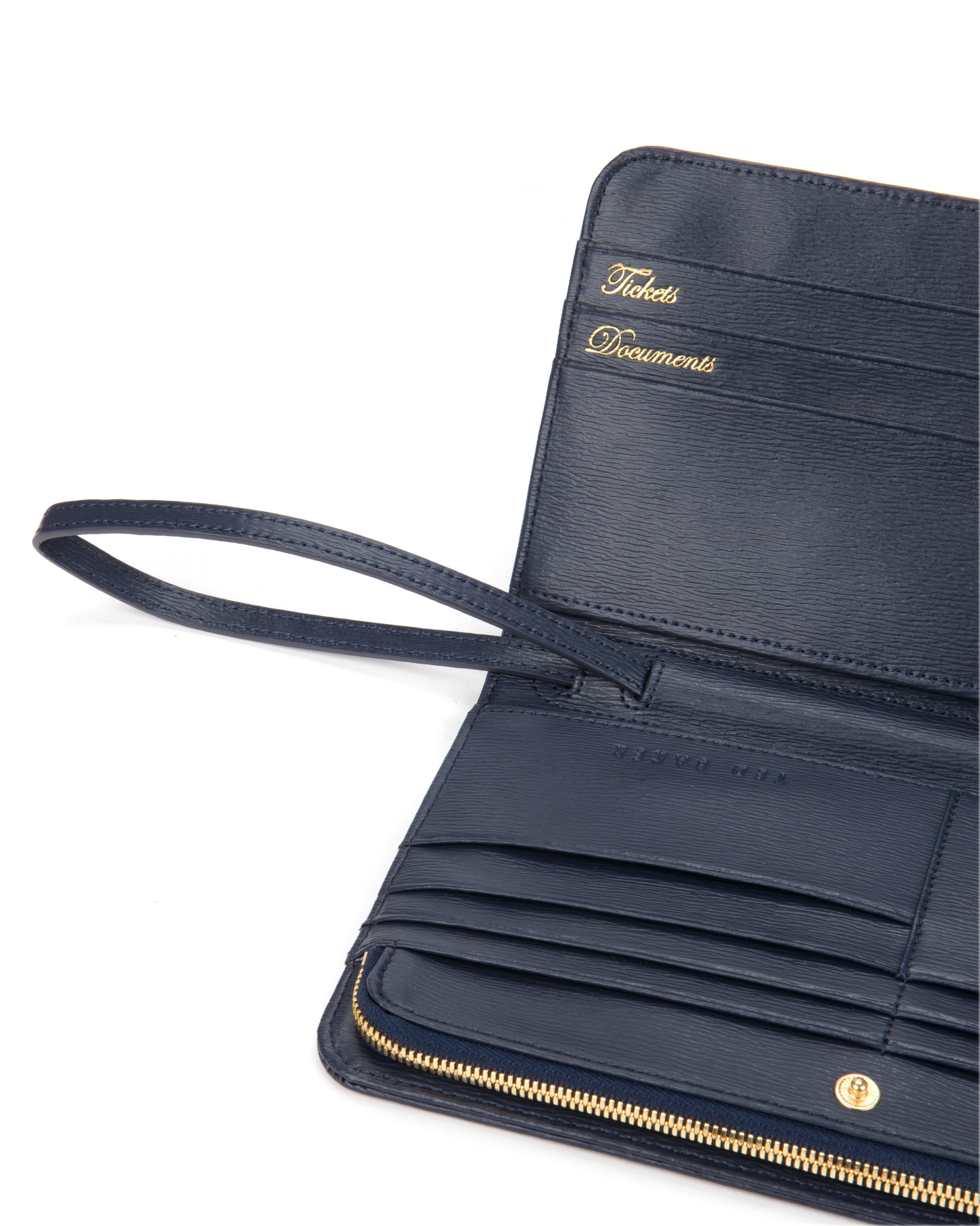 Travel Blue Wallet India