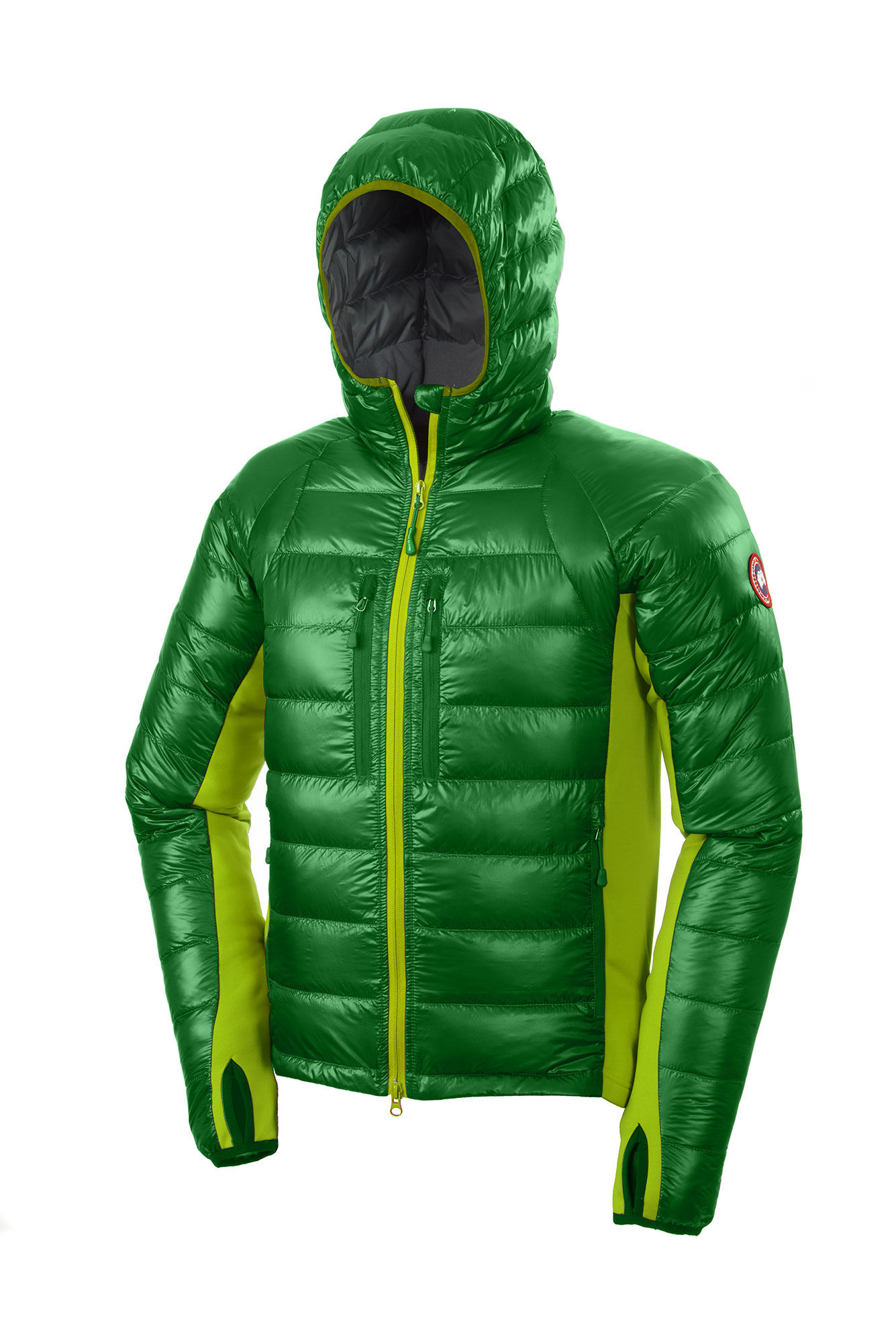Canada Goose victoria parka sale price - Canada goose Hybridge Lite Hoody in Green for Men (Jade Green ...