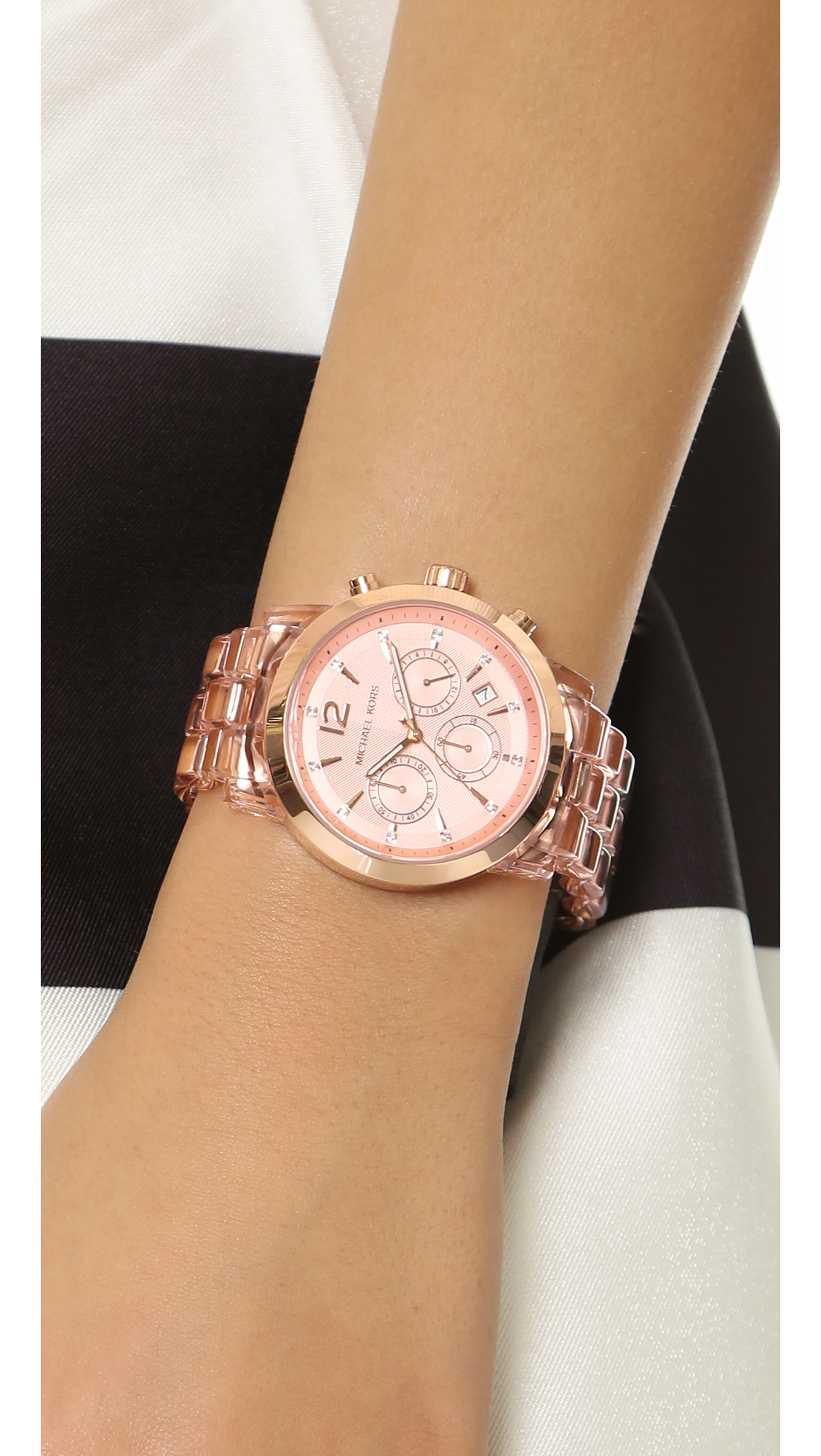 ab8307ed61a4 Gallery. Previously sold at  Shopbop · Women s Gold Watches