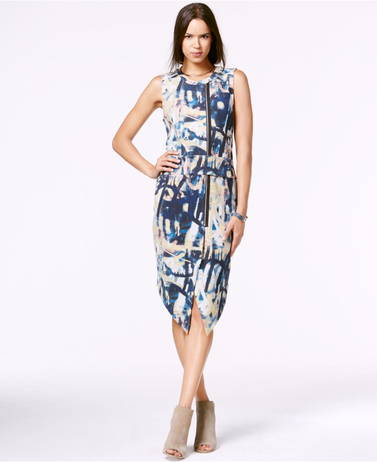 Rachel Roy Printed Dresses