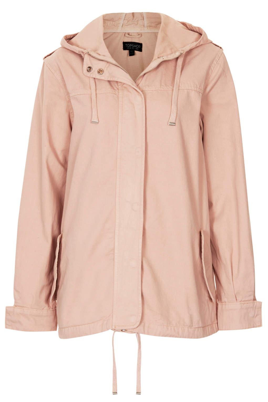 Pink Lightweight Jacket WA2xuo