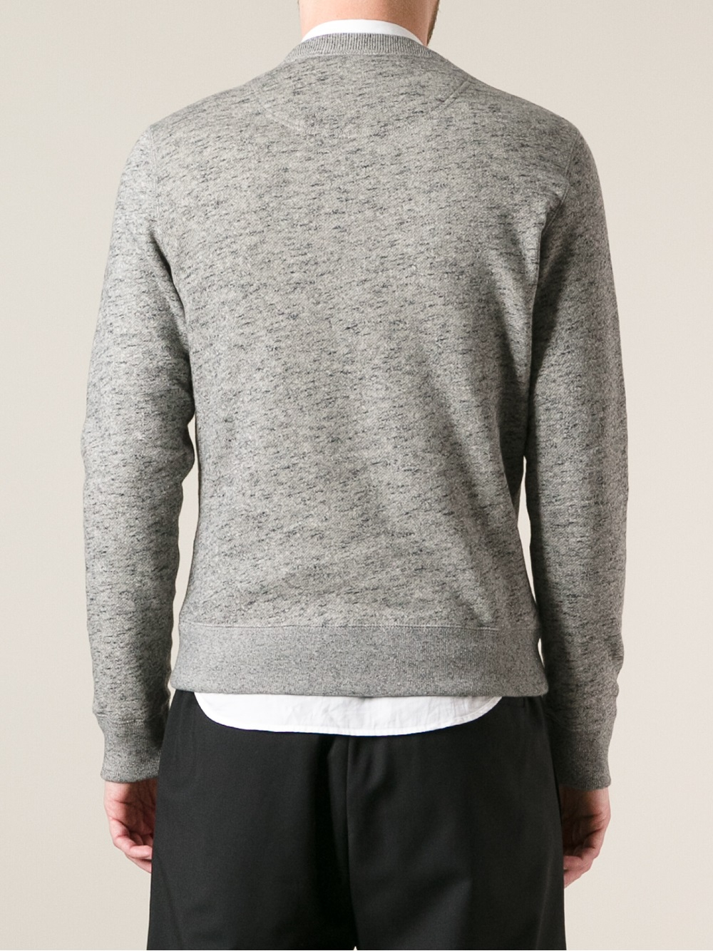 kenzo brody sweater in gray for men lyst. Black Bedroom Furniture Sets. Home Design Ideas