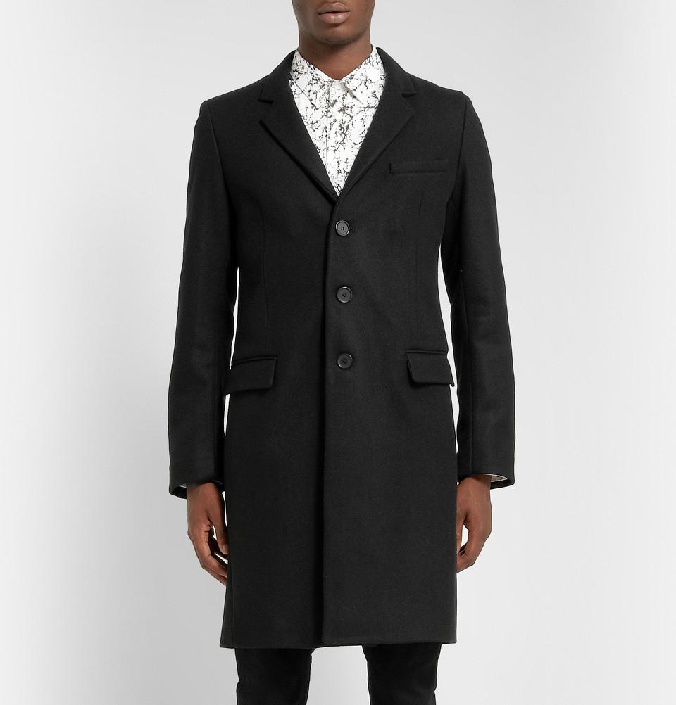 Sandro overcoat