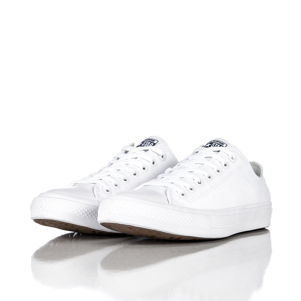e1e3f90641a2 ... best price lyst converse chuck taylor all star ii ox low in white white  in white