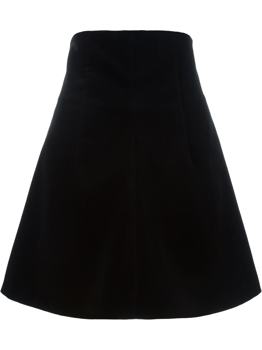 Black A Line Skirt | Jill Dress