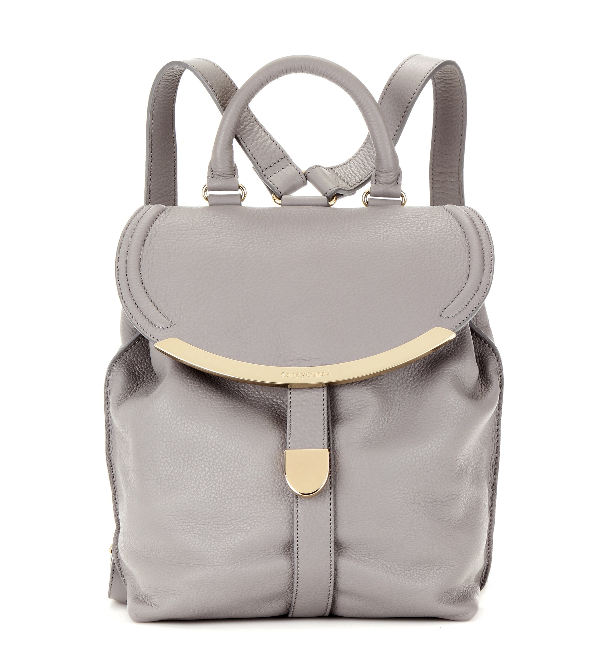 Olga grained-leather backpack See By Chloé Xr9xLb4F