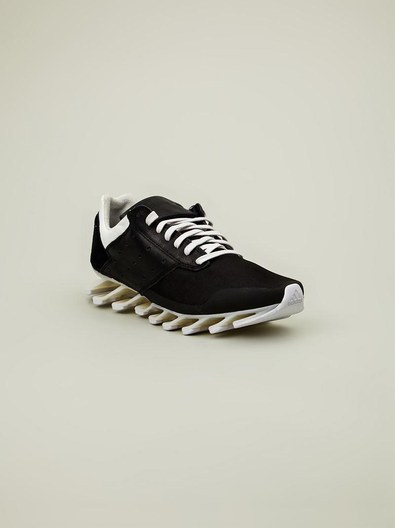 9dd95fee51c6ab ... amazon Lyst - Rick Owens X Adidas springblade Sneakers in Black 17a56  1e7e0 ...