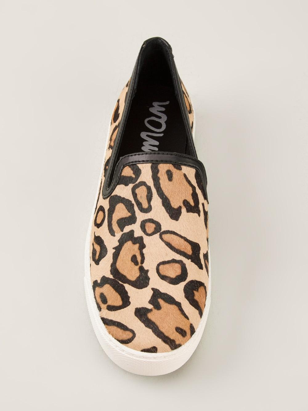 65f42c68adfe36 Sam Edelman Leopard Slip On Sneakers - Best Image of Leopard 2018