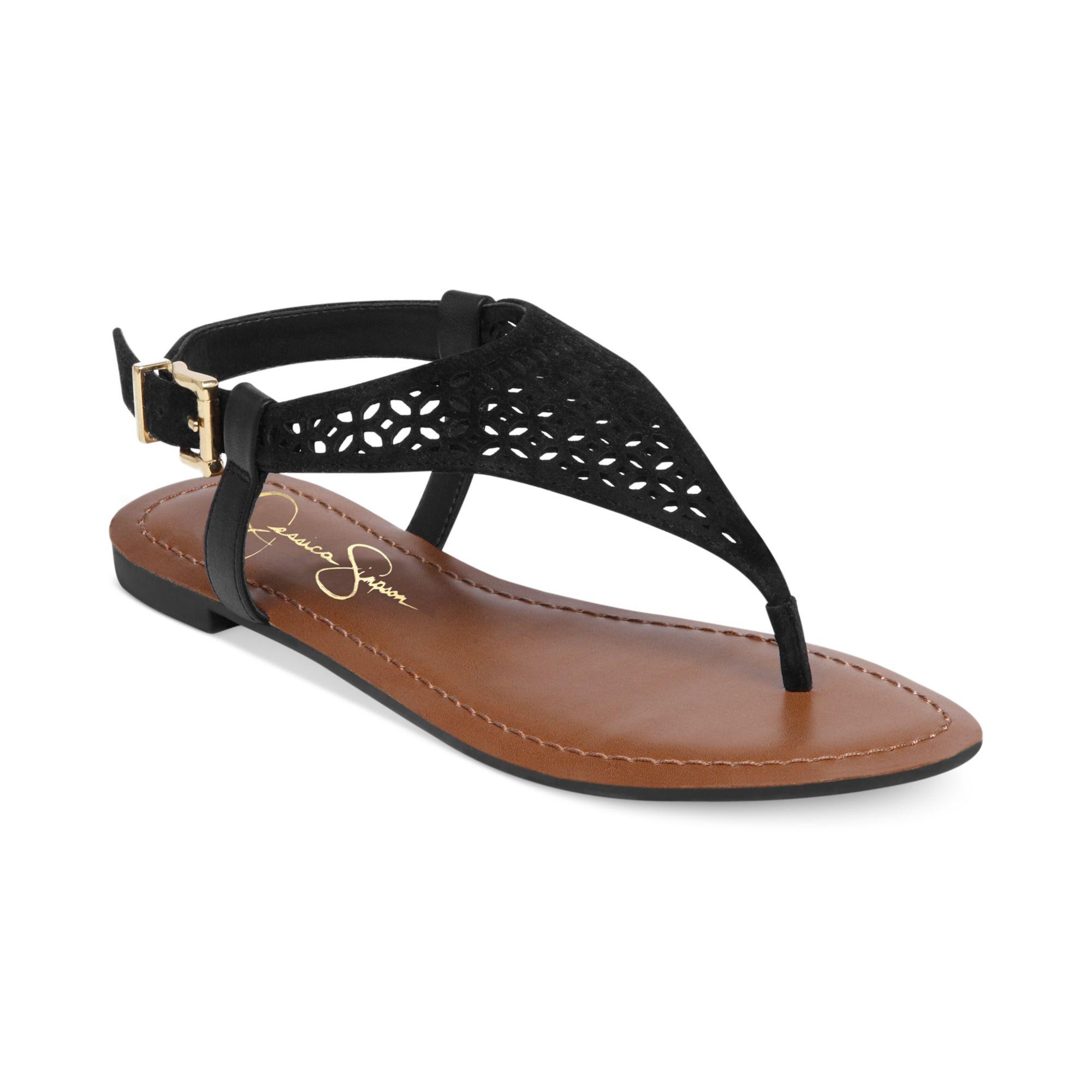 Jessica Simpson Flat Thong Sandal JGuobbemA