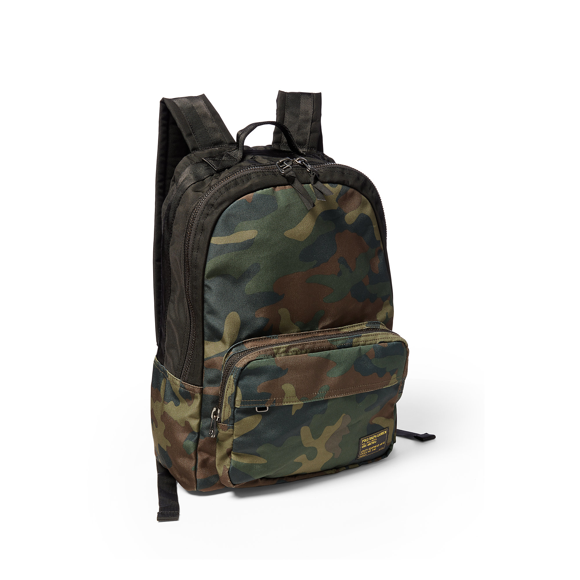 4e943169314e Lyst - Polo Ralph Lauren Military Nylon Dome Backpack for Men