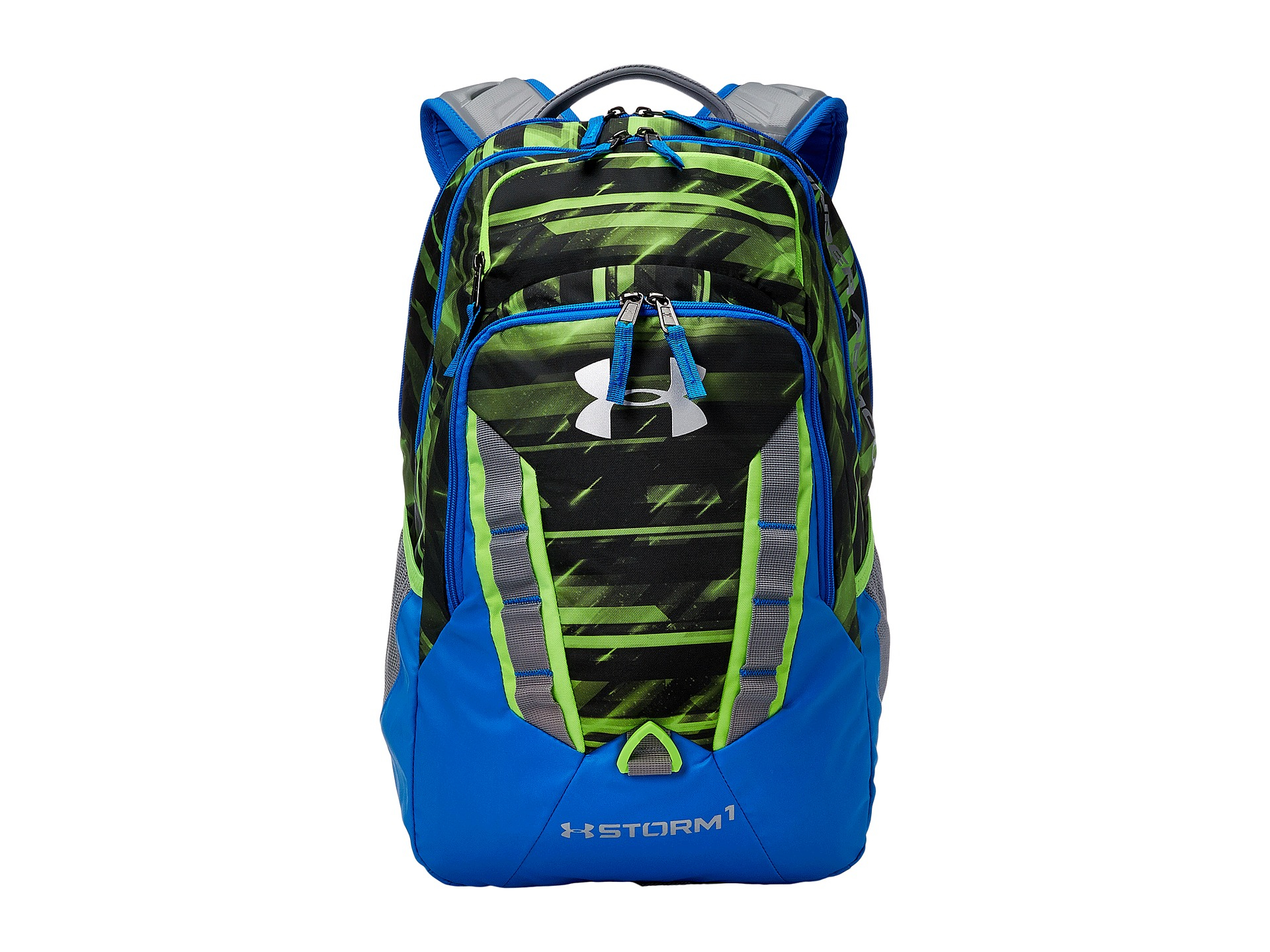 7bf81ef494c1 Lyst - Under Armour Ua Recruit Backpack in Blue