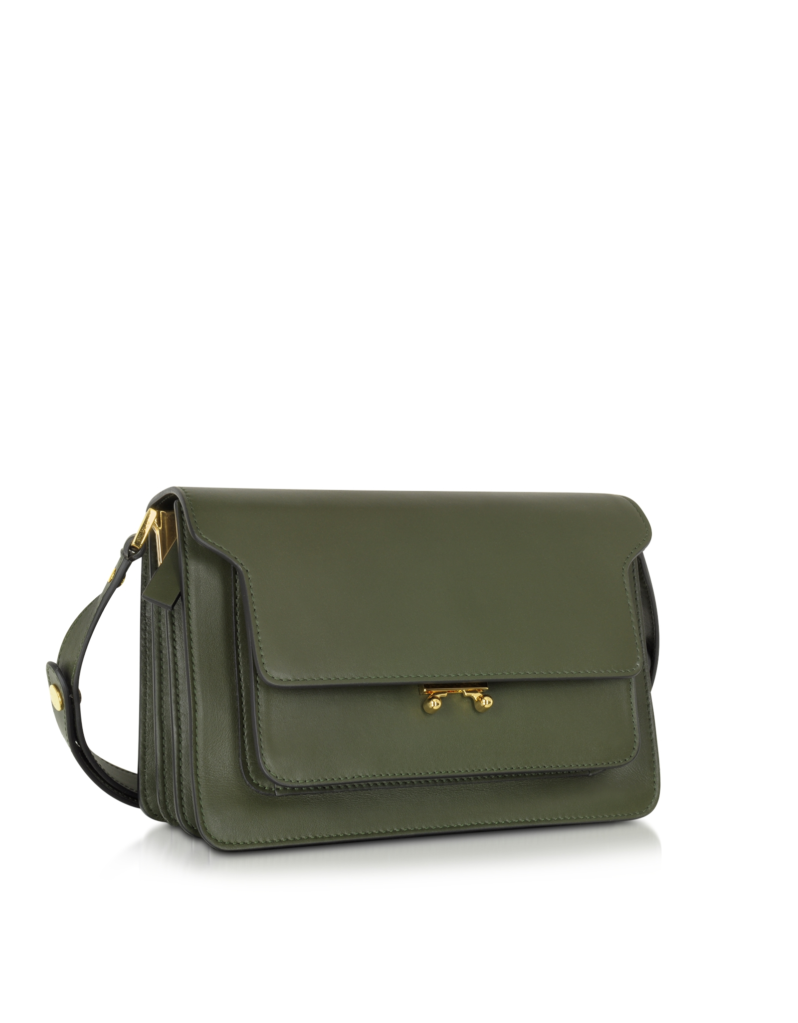 Trunk shoulder bag - Green Marni apfwJg