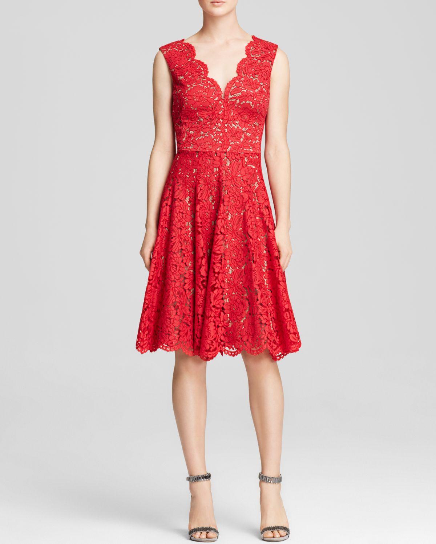 Lyst - Vera wang Dress
