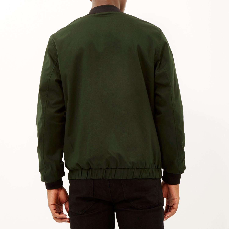 Dark Green Jacket | Outdoor Jacket