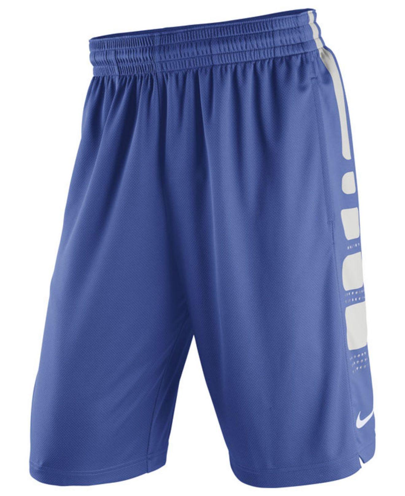 Nike Men's Kentucky Wildcats Basketball Practice Elite Stripe ...