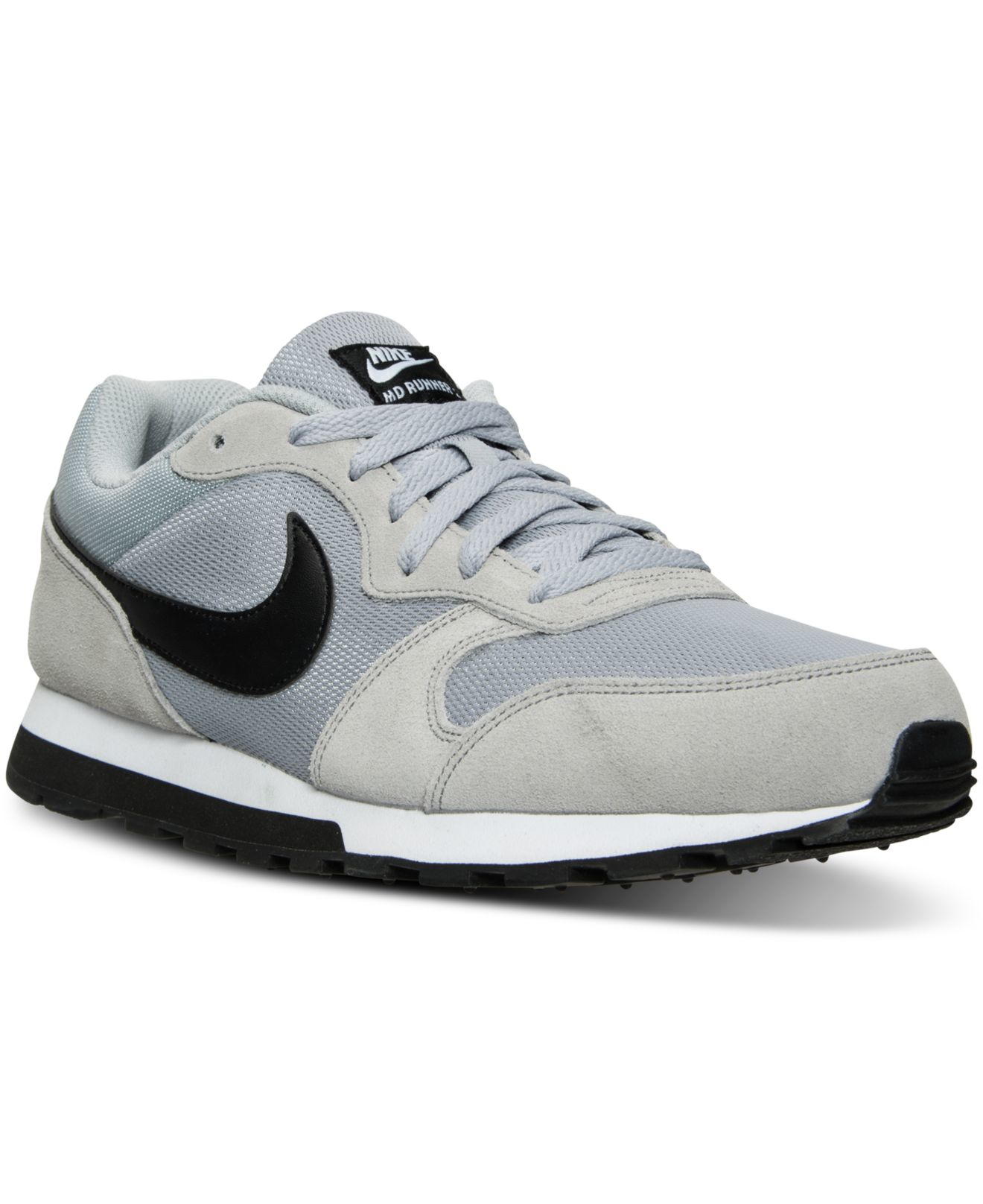 Lyst - Nike Men s Md Runner 2 Casual Sneakers From Finish Line in ... 0db8f82fed98