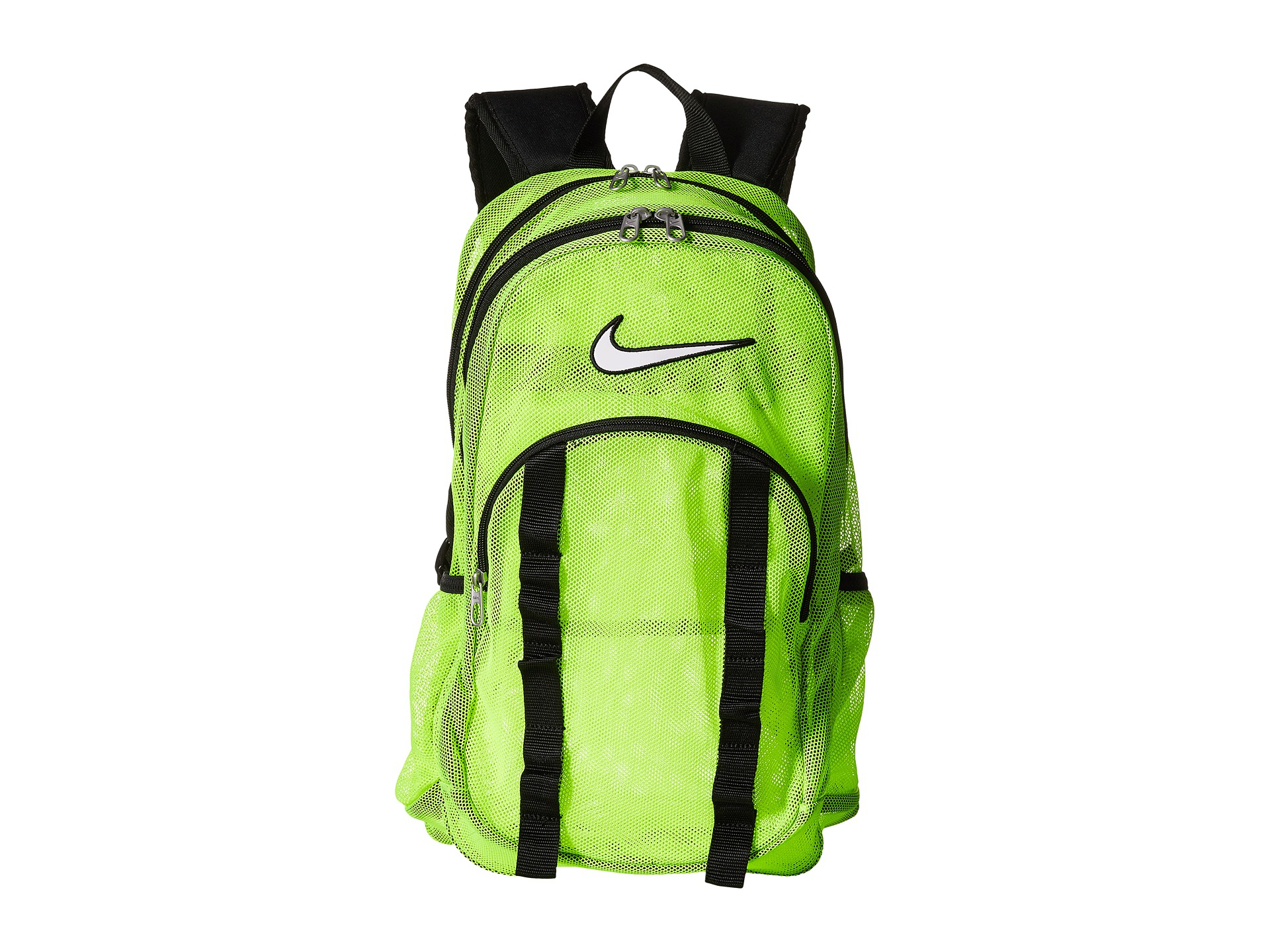 c0a47b99b38c Lyst - Nike Brasilia 7 Backpack Mesh Large in Green
