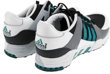 Adidas Equipment Support 93 in Black for Men