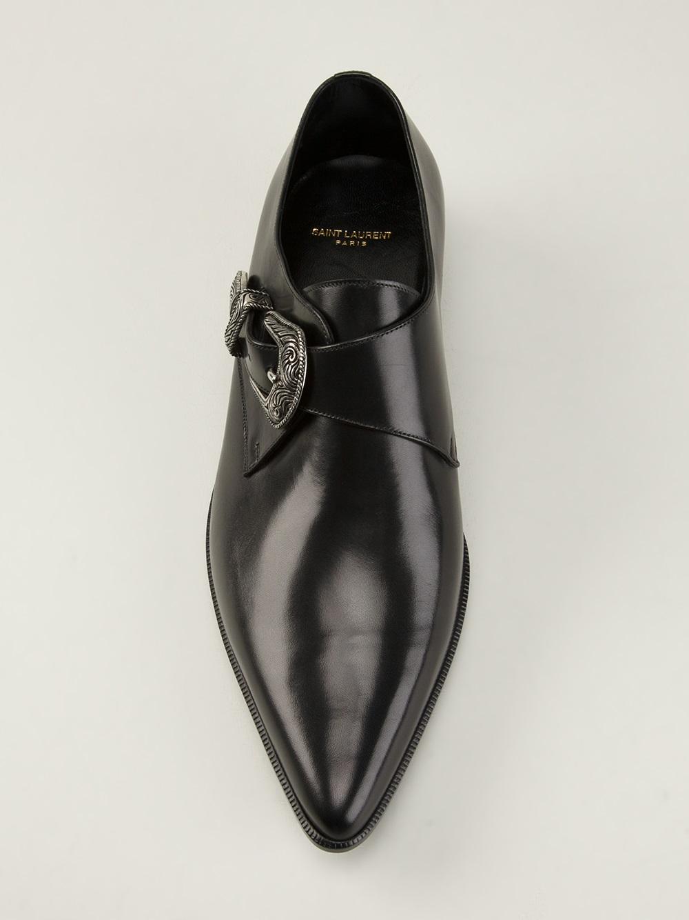 Saint Laurent Chaussures Sangle Moine YiFIn5