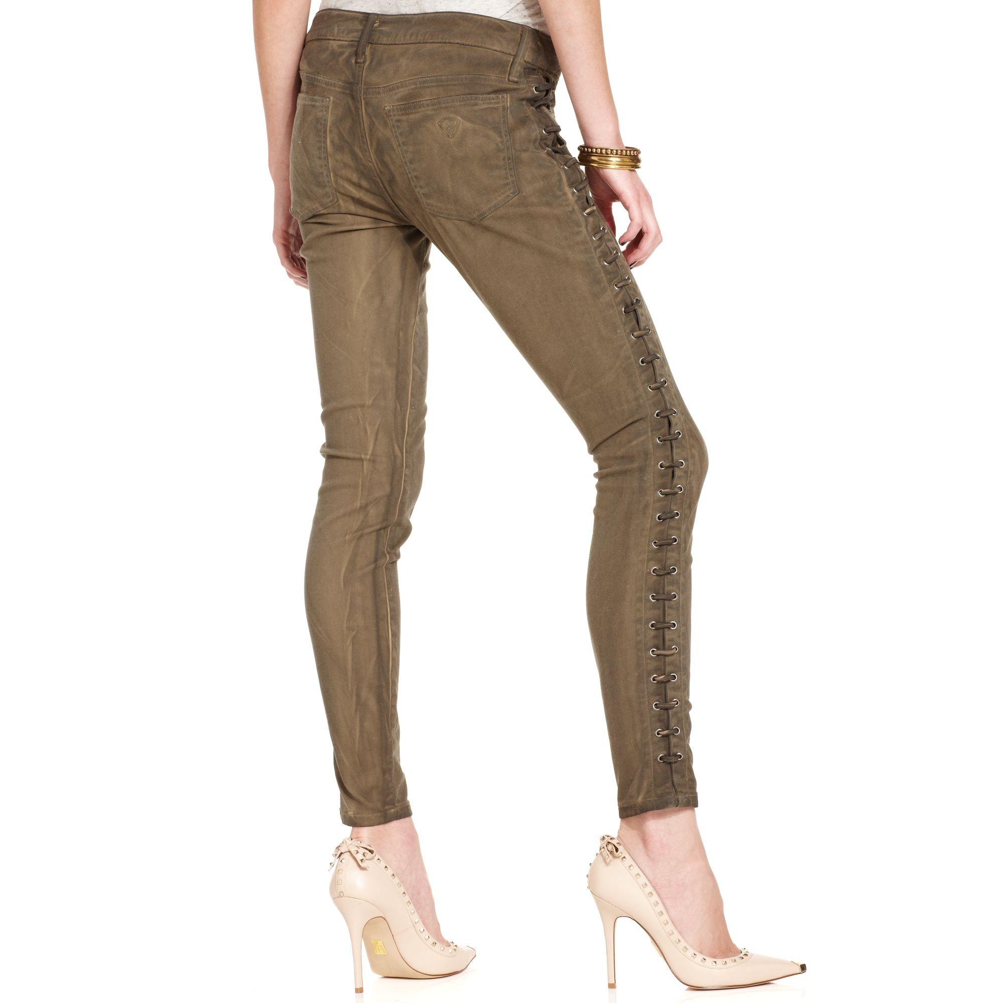 Low Rise Jeans Women