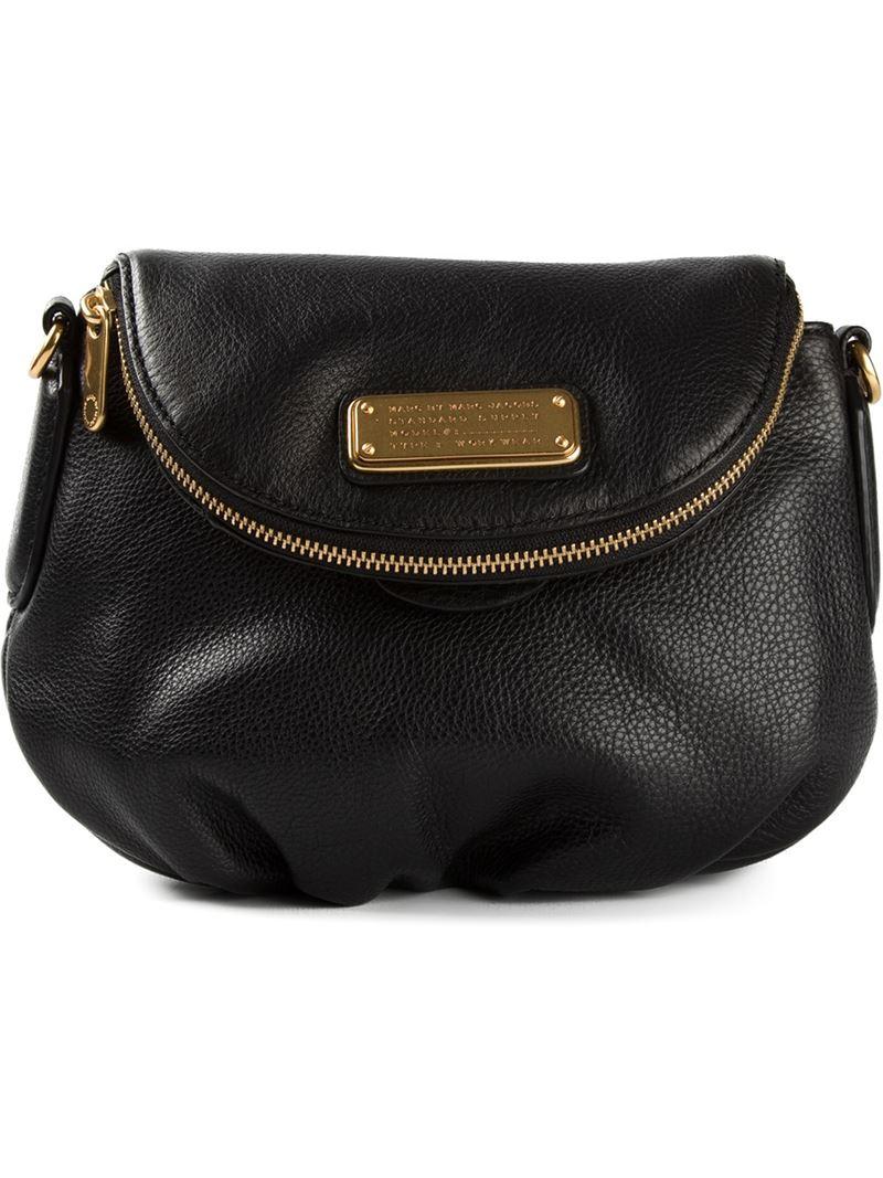 23860df6255e Lyst - Marc By Marc Jacobs  new Q Mini Natasha  Crossbody Bag in Black