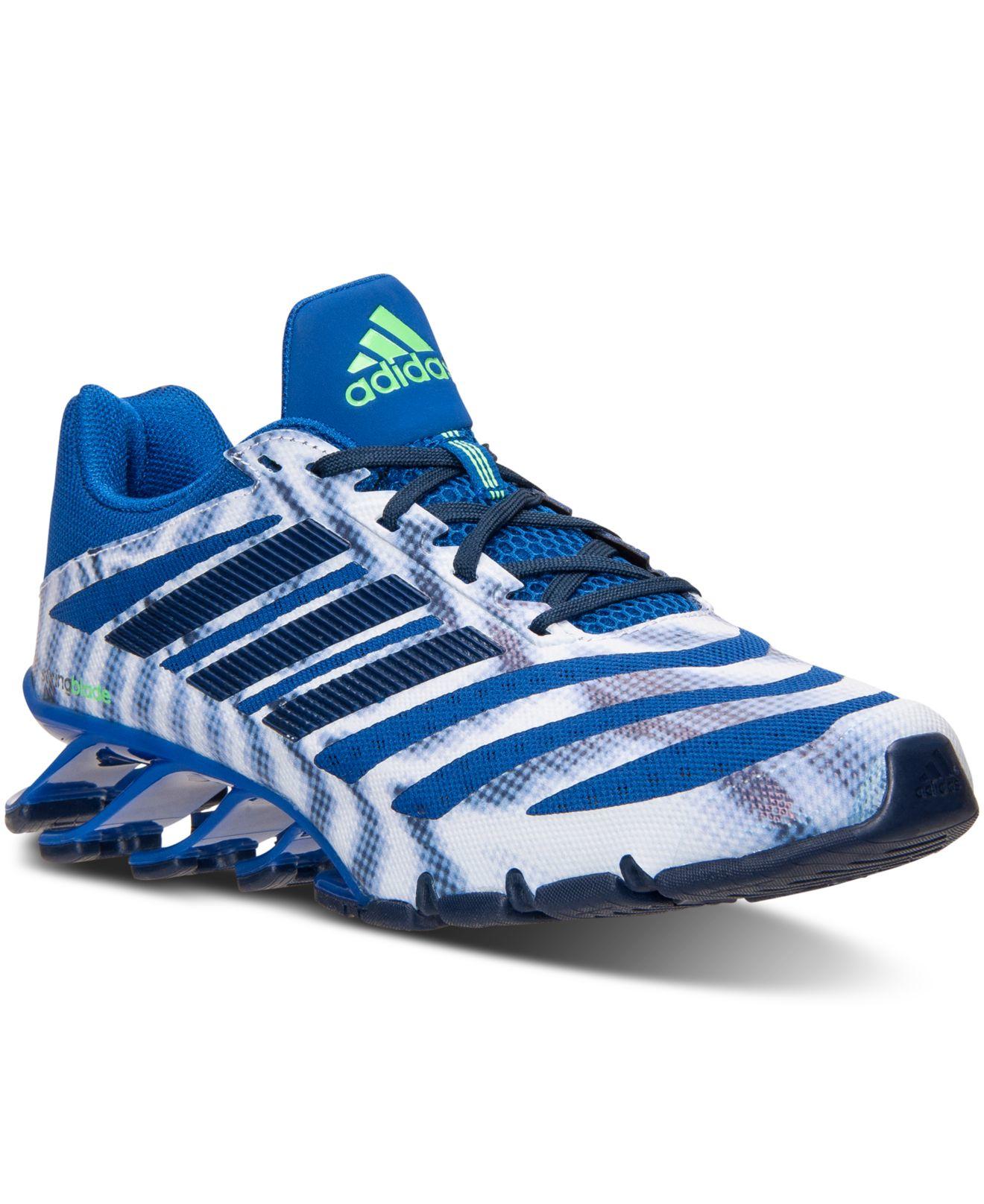 adidas springblade at finish line nz