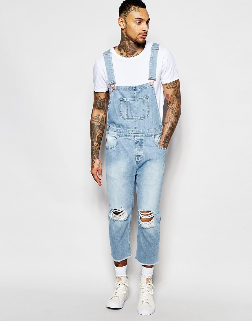 We have designer jeans for men, leggings for men, kilts for men, overalls for men, designer shoes for men, muscle tank tops, and more. We're one of the best mens clothing websites to discover the coolest mens designer clothes online.