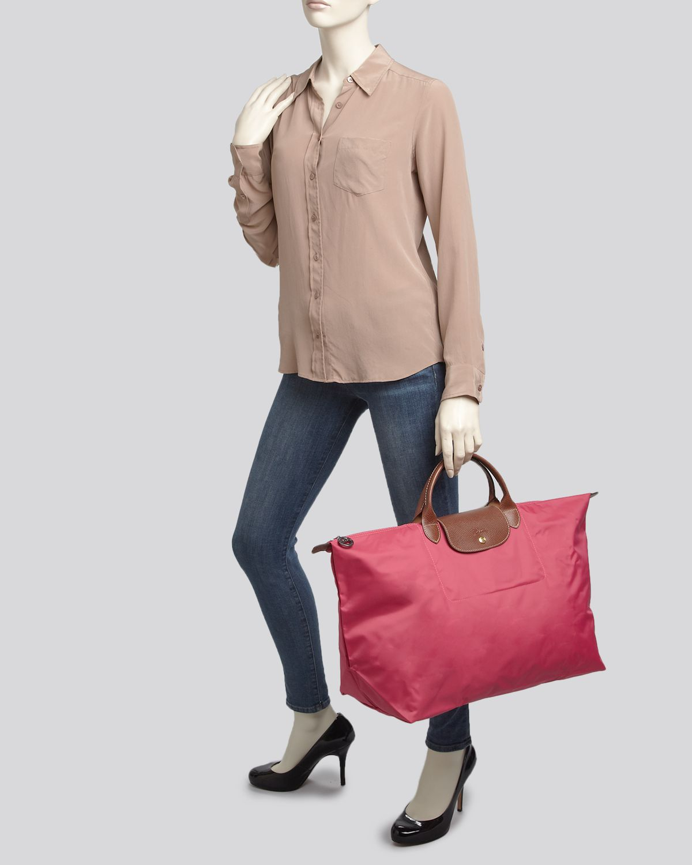 Longchamp Le Pliage Large Travel Tote Bag aZfK8n