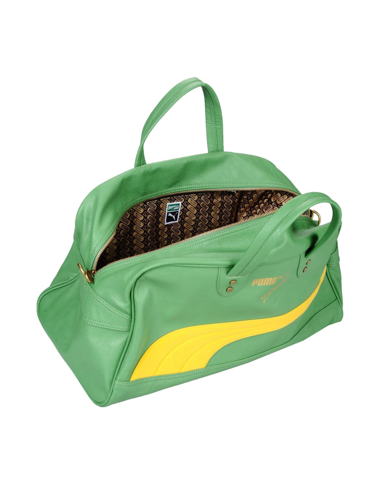 57a3e17c3a Lyst - PUMA Luggage in Green