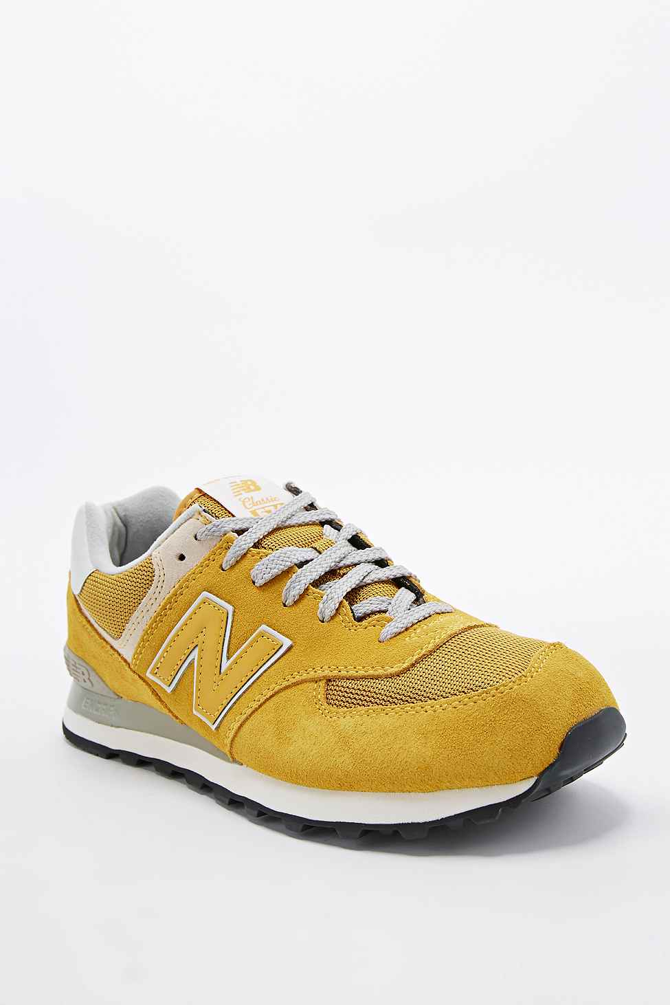 new balance 996 mustard trainers
