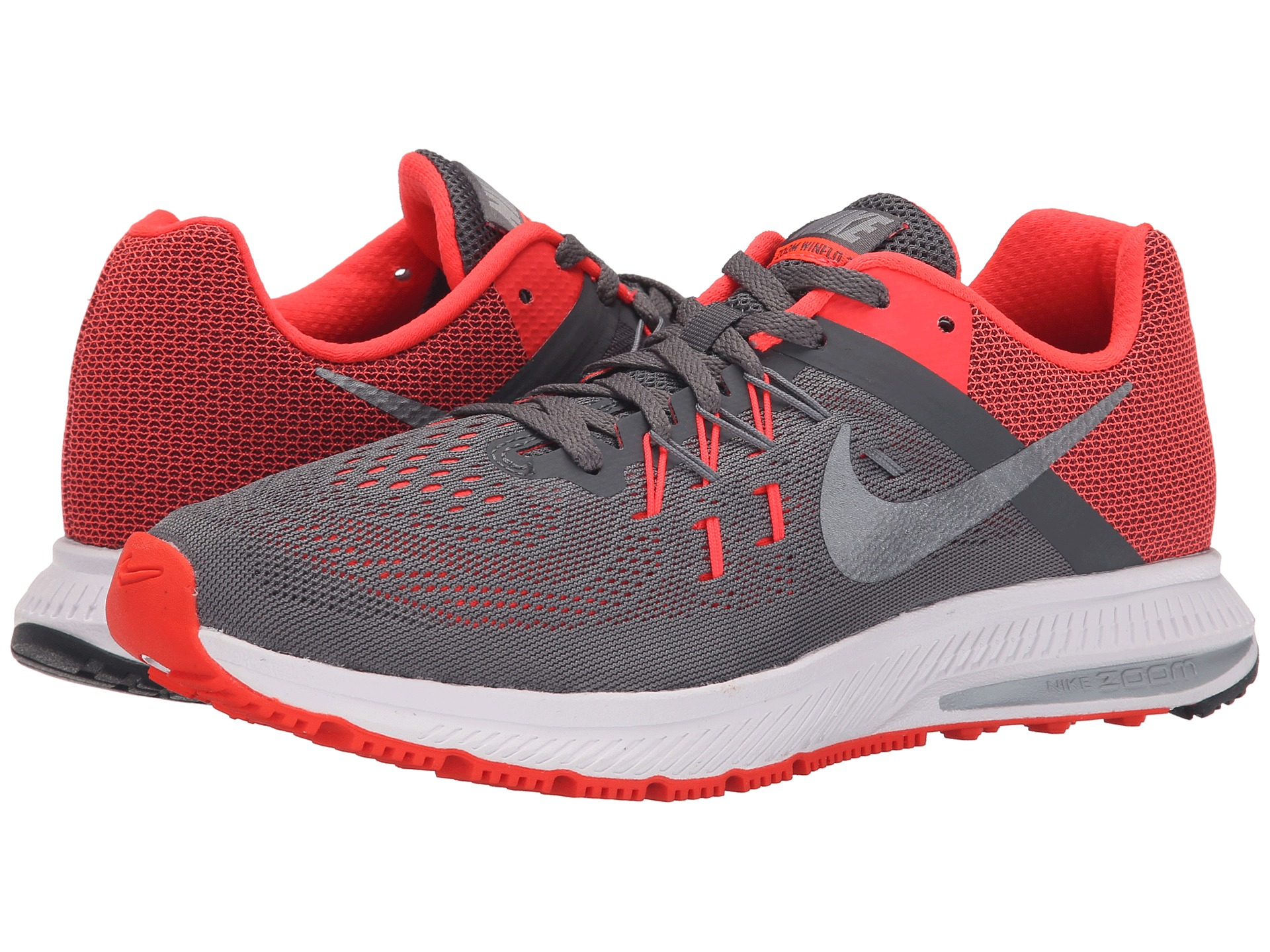 29247a062b322 ... running shoes 0f728 dee40  promo code for lyst nike zoom winflo 2 in red  for men 6dceb c2b52