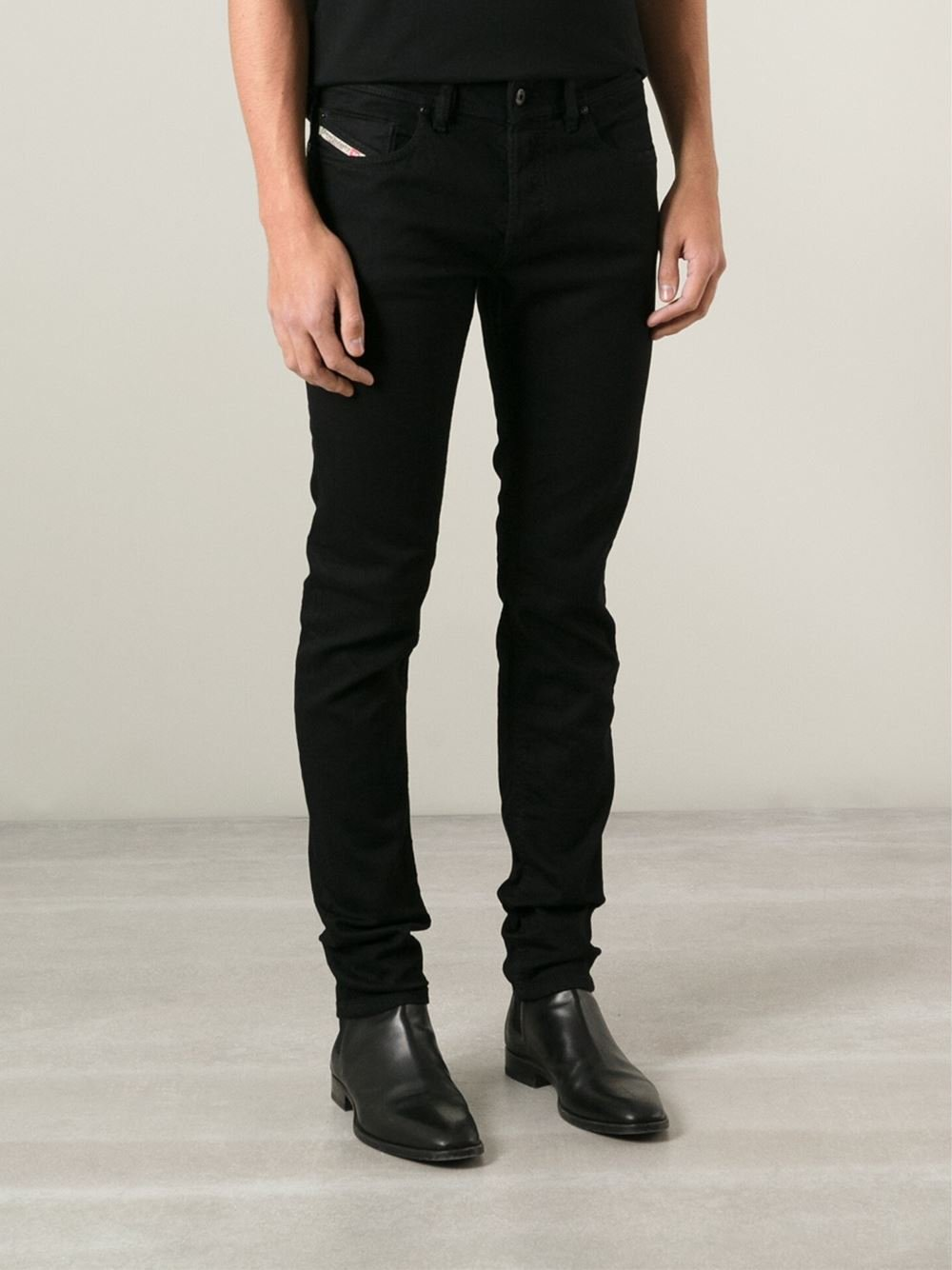 Sale Purchase Sleenker skinny jeans - Black Diesel Outlet Purchase Under 50 Dollars Sale Low Price Fee Shipping NJu37w
