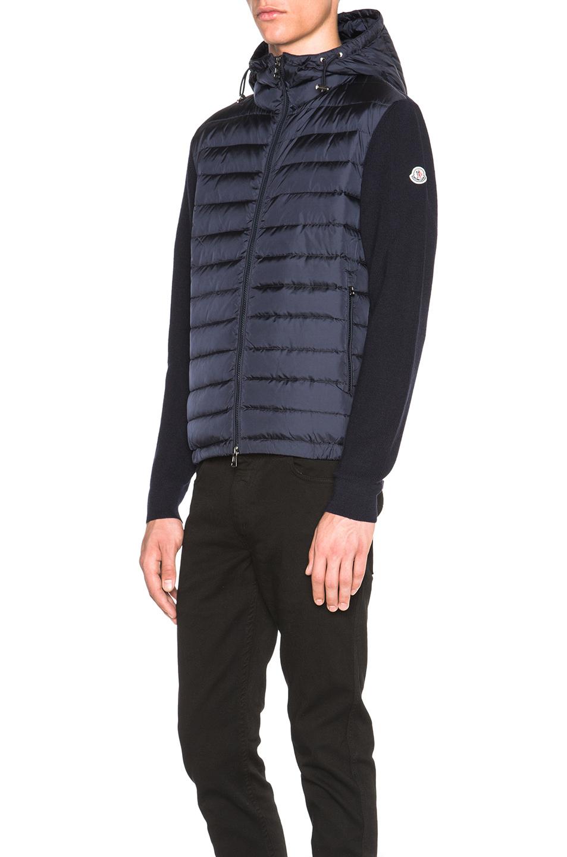 Navy hoodie mens