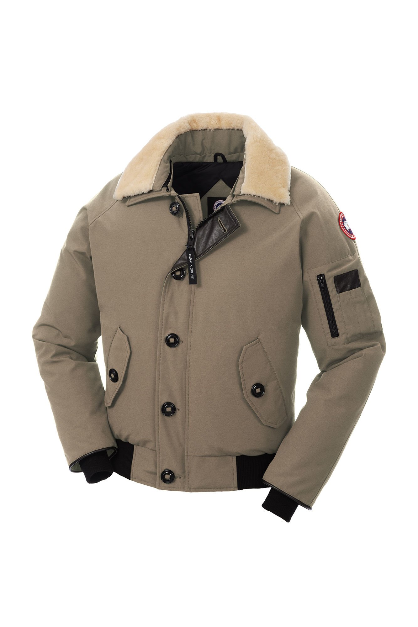 Canada Goose jackets outlet 2016 - Canada goose Foxe Bomber in Brown for Men (Tan) | Lyst