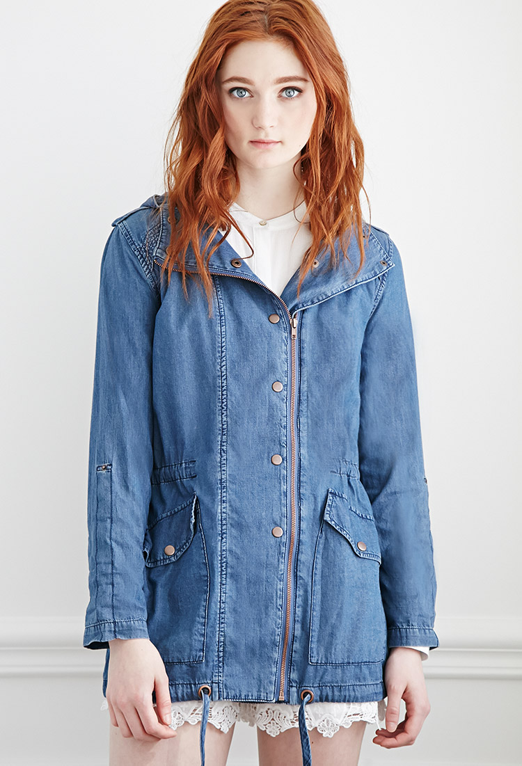 Jean Jackets For Womens Forever 21