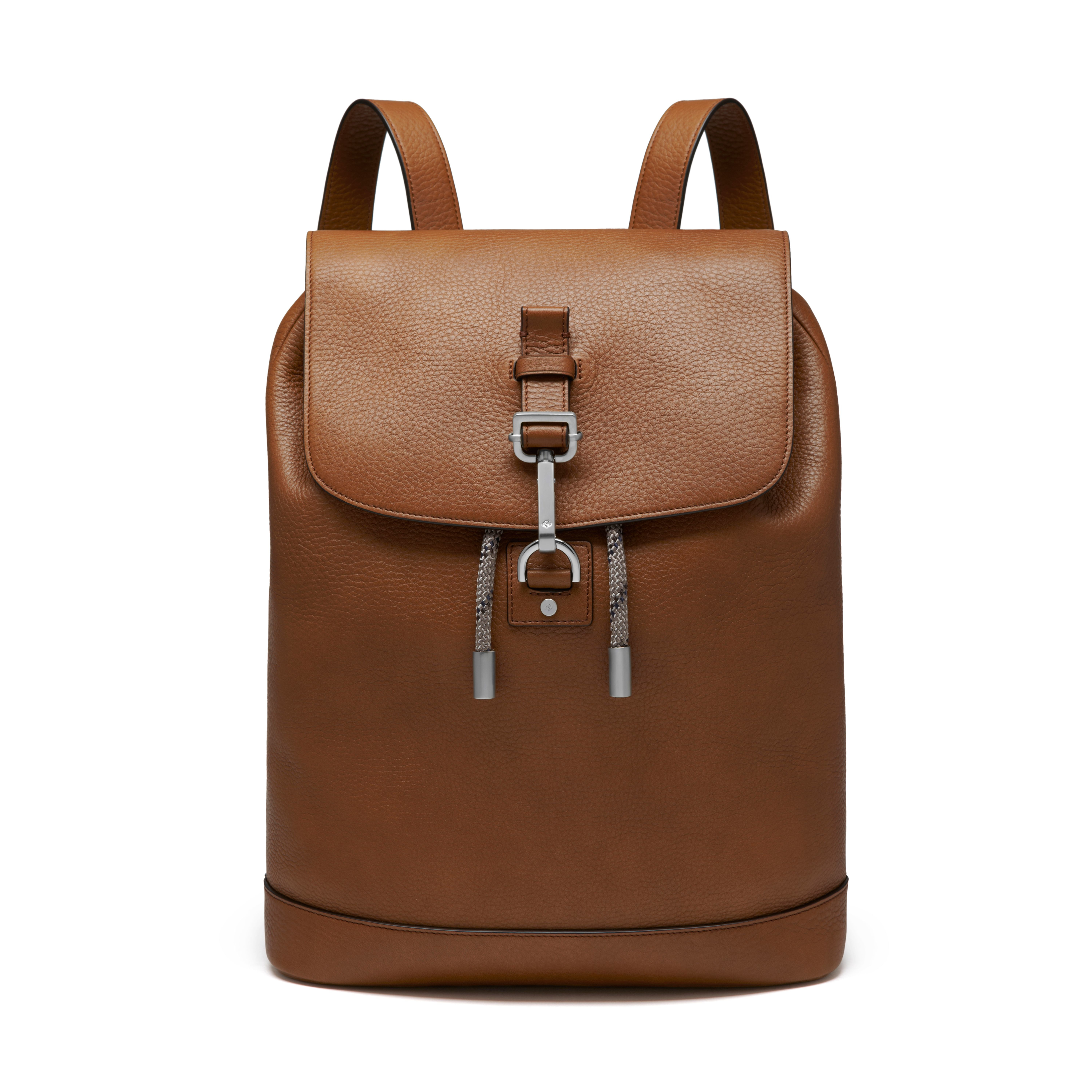 df80af3158 ... france mulberry small marty backpack in brown lyst 8b025 d4a2e