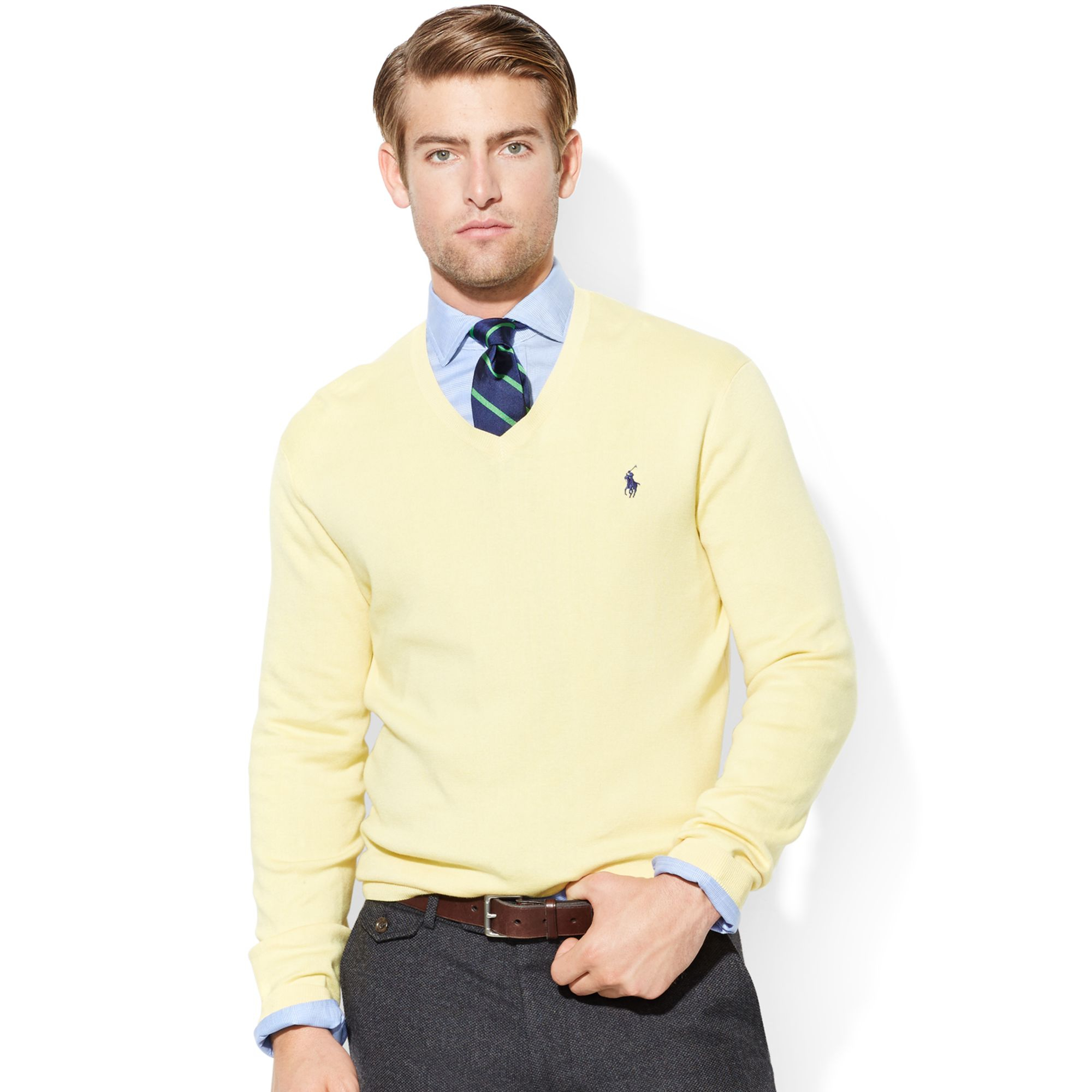 Ralph Lauren Pima Sweater