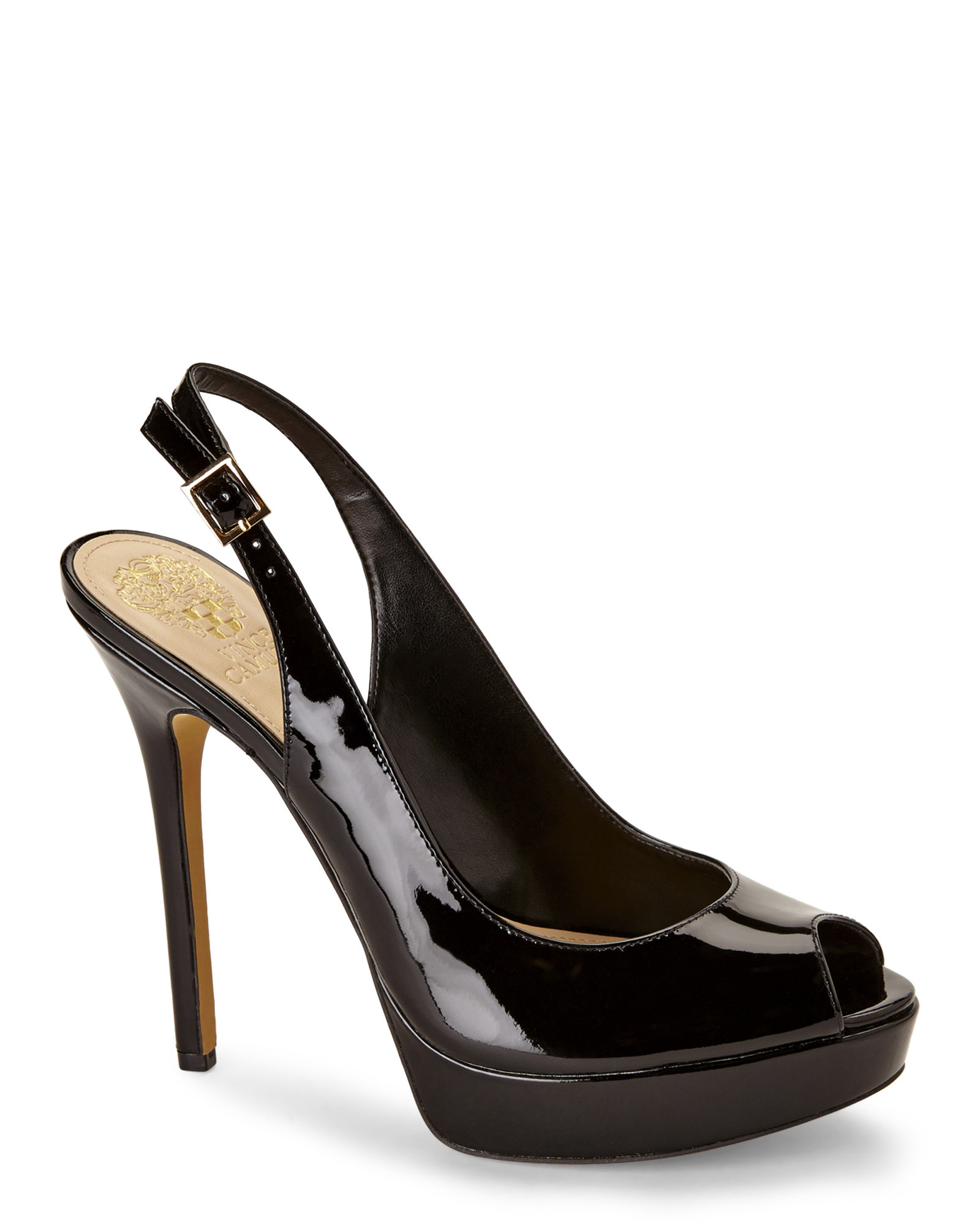 Fall/Winter Nordia Womens Black Vince Camuto Womens Dress Heels Pumps